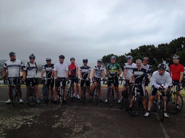 North Head Post TDR Recovery Ride
