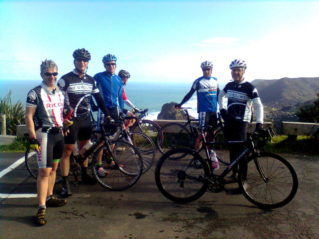 Sunday Piha ride 18/8/2013