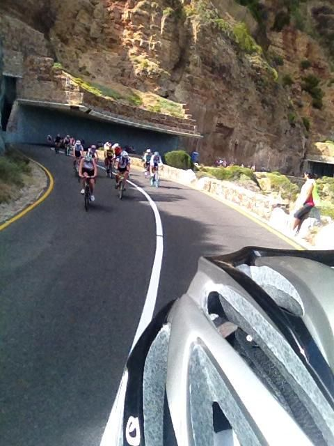 Cape Argus ride Great shot :-)