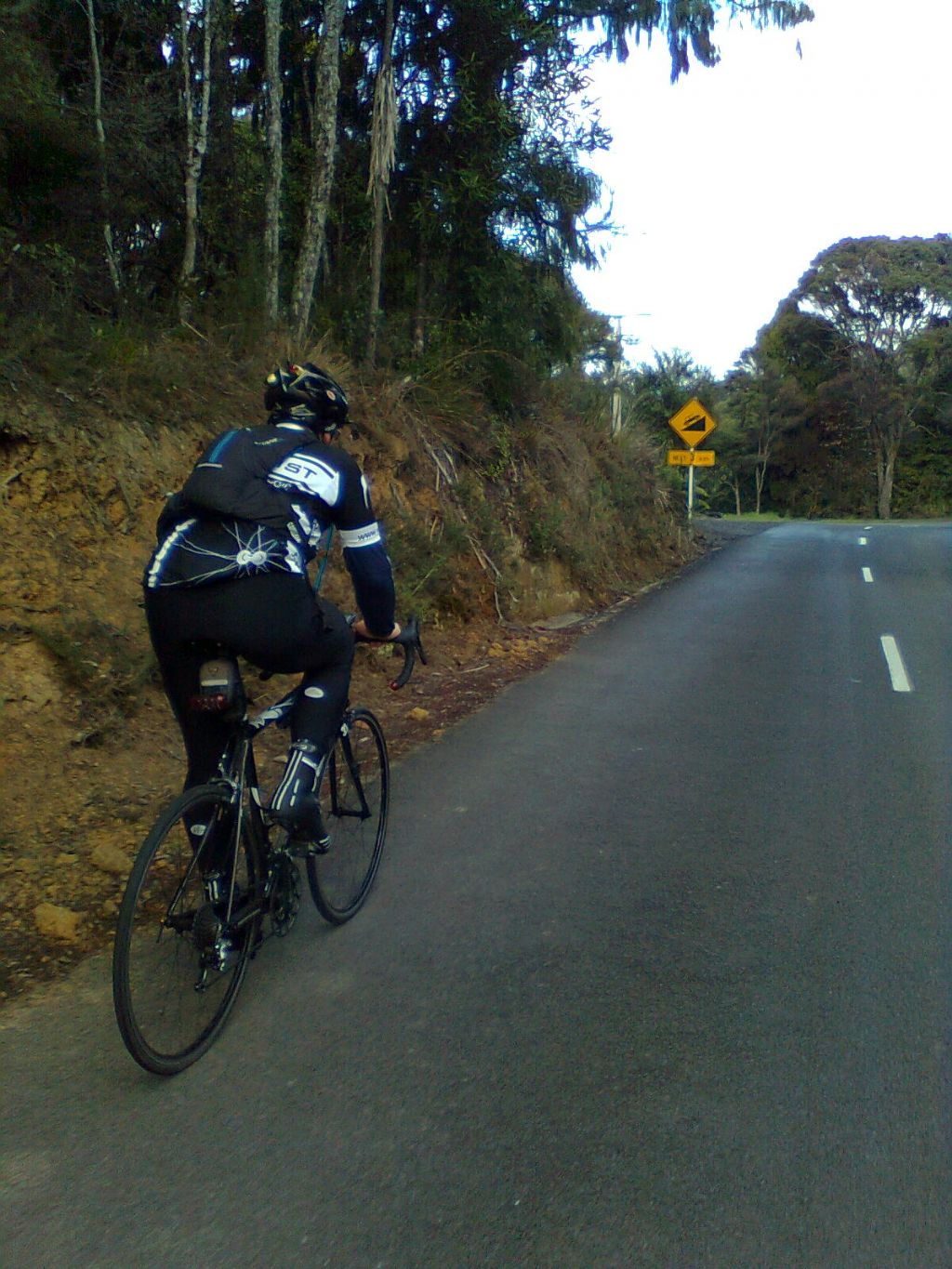 Mountain rd loop ,, G Man ,No worries :-)