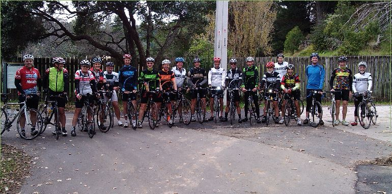 Sunday May 3rd , superb ride/group ;-)